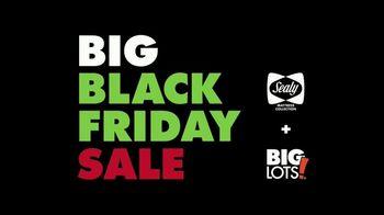 Big Lots Black Friday Sale TV Spot, 'Sealy Mattesses BOGO'