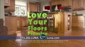 Luna Flooring 70 Percent Off Sale TV Spot, 'Floors You'll Love for Less' - Thumbnail 4