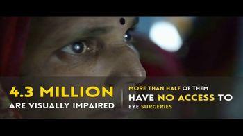 Sankara Eye Foundation TV Spot, 'Bihar'