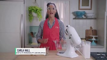 Food Network Kitchen App TV Spot, 'Carla's Cool Trick for Perfect Pie Crust' - Thumbnail 1
