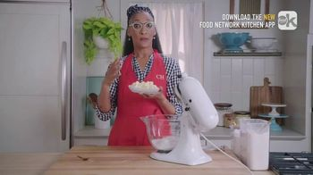 Food Network Kitchen App TV Spot, 'Carla's Cool Trick for Perfect Pie Crust' - Thumbnail 4