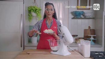 Food Network Kitchen App TV Spot, 'Carla's Cool Trick for Perfect Pie Crust' - Thumbnail 6