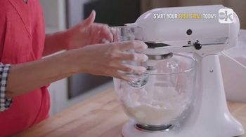 Food Network Kitchen App TV Spot, 'Carla's Cool Trick for Perfect Pie Crust' - Thumbnail 8