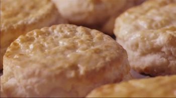 Bojangles' 2 for $4 Bacon, Egg and Cheese Biscuit TV Spot, 'Biscuit Rodeo' - Thumbnail 2