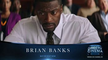 DIRECTV Cinema TV Spot, 'Brian Banks' - Thumbnail 7
