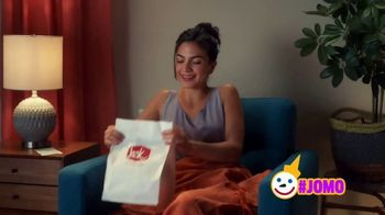 Jack in the Box White Cheddar Cheeseburger Combo TV Spot, 'This Date' - Thumbnail 9