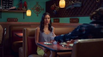 Jack in the Box White Cheddar Cheeseburger Combo TV Spot, 'This Date'