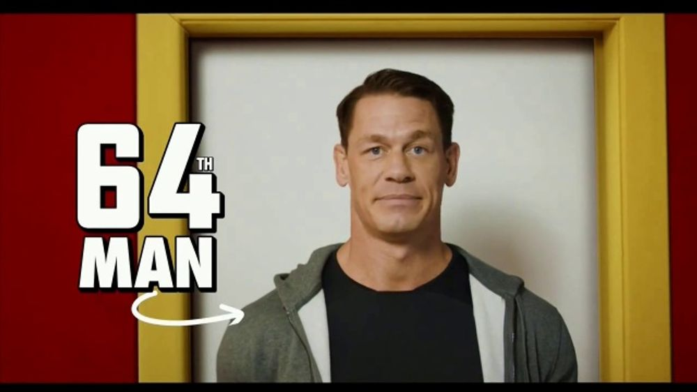 Audible Inc. TV Commercial, 'The 64th Man' Featuring John Cena