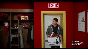 Audible Inc. TV Spot, 'The 64th Man' Featuring John Cena - Thumbnail 9