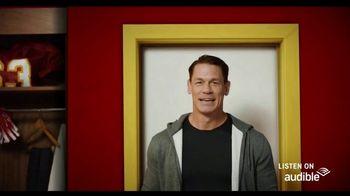 Audible Inc. TV Spot, 'The 64th Man' Featuring John Cena - Thumbnail 6
