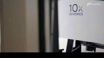 NASDAQ TV Spot, '10x Genomics' - Thumbnail 1