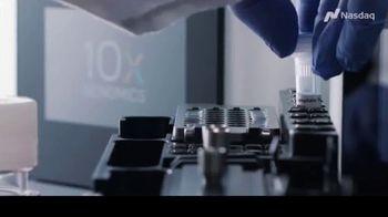 NASDAQ TV Spot, '10x Genomics' - Thumbnail 2