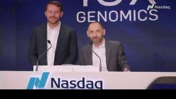 NASDAQ TV Spot, '10x Genomics' - Thumbnail 3