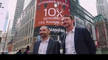 NASDAQ TV Spot, '10x Genomics' - Thumbnail 5