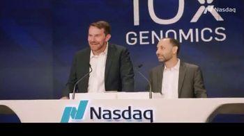 NASDAQ TV Spot, '10x Genomics' - Thumbnail 9