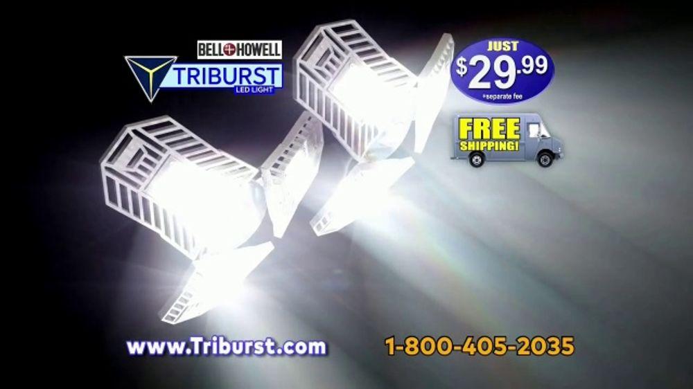 Bell Howell Triburst Led Light Tv Commercial Crazy