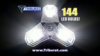 Bell + Howell Triburst LED Light TV Spot, 'Crazy Bright'