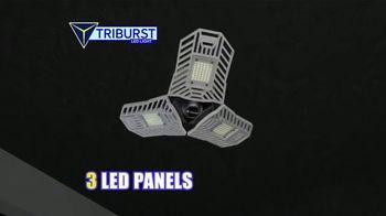 Bell + Howell Triburst LED Light TV Spot, 'Crazy Bright: Free Shipping' - Thumbnail 6