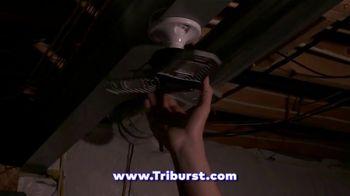Bell + Howell Triburst LED Light TV Spot, 'Crazy Bright: Free Shipping' - Thumbnail 7
