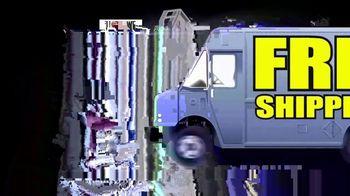 Bell + Howell Triburst LED Light TV Spot, 'Crazy Bright: Free Shipping' - Thumbnail 9