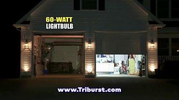 Bell + Howell Triburst LED Light TV Spot, 'Crazy Bright: Free Shipping'