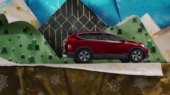 Honda El Evento Navidades Honda TV Spot, 'Desenvolver la alegría: SUVs' [Spanish] [T2]
