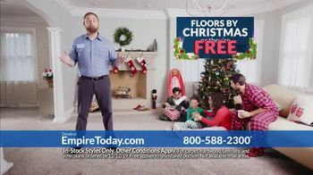 Empire Today TV Spot, 'Floors by Christmas'