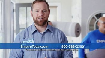 Empire Today TV Spot, 'Floors by Christmas' - Thumbnail 3