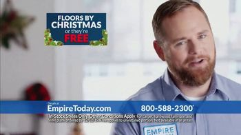 Empire Today TV Spot, 'Floors by Christmas' - Thumbnail 5