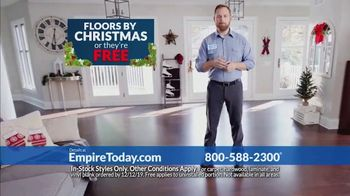 Empire Today TV Spot, 'Floors by Christmas' - Thumbnail 6