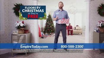 Empire Today TV Spot, 'Floors by Christmas' - Thumbnail 7