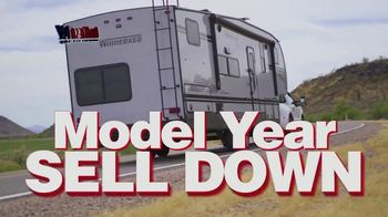 La Mesa RV Model Year Sell Down TV Spot, \'2019 Fleetwood Flair\'