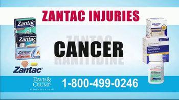 Davis & Crump, P.C. TV Spot, 'Zantac' - Thumbnail 5