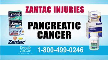 Davis & Crump, P.C. TV Spot, 'Zantac' - Thumbnail 8