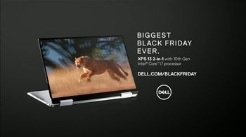 Dell XPS 13 TV Spot, 'Black Friday: See More' Song by Desi Valentine - Thumbnail 9