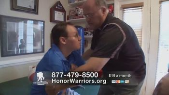 Wounded Warrior Project TV Spot, 'Eric's Story' Featuring Trace Adkins - Thumbnail 4