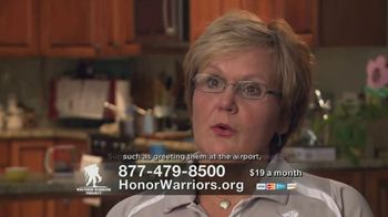 Wounded Warrior Project TV Spot, 'Eric's Story' Featuring Trace Adkins - Thumbnail 6