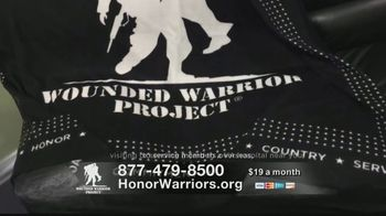 Wounded Warrior Project TV Spot, 'Eric's Story' Featuring Trace Adkins - Thumbnail 7