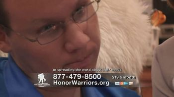 Wounded Warrior Project TV Spot, 'Eric's Story' Featuring Trace Adkins - Thumbnail 8