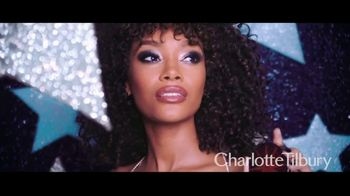 Charlotte Tilbury TV Spot, 'Holidays: Glittering Beauty Gifts'
