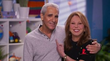 St. Jude Children's Research Hospital TV Spot, 'Musical Chairs' Feat. Marlo Thomas, Tony Thomas - 250 commercial airings