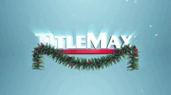 TitleMax TV Spot, 'Holidays: $4,000' - Thumbnail 1