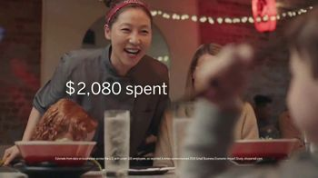 American Express TV Spot, 'Small Business Saturday: Support Local Restaurants' - Thumbnail 4