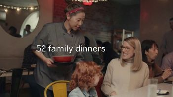 American Express TV Spot, 'Small Business Saturday: Support Local Restaurants' - 104 commercial airings