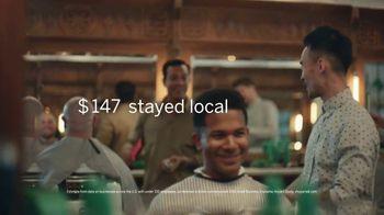 American Express TV Spot, 'Small Business Saturday: Barber' - Thumbnail 6
