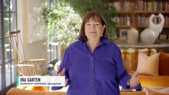 Food Network Kitchen App TV Spot, 'Ina's Cheese Platter' - 108 commercial airings