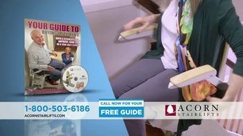 Acorn Stairlifts TV Spot, 'Love My House' - Thumbnail 10