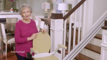 Acorn Stairlifts TV Spot, 'Love My House' - Thumbnail 2