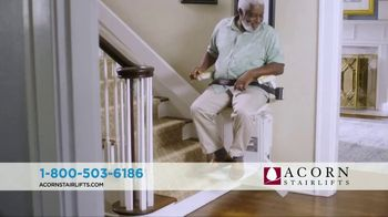 Acorn Stairlifts TV Spot, 'Love My House' - Thumbnail 3