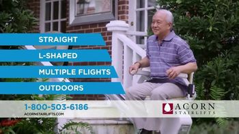 Acorn Stairlifts TV Spot, 'Love My House' - Thumbnail 4